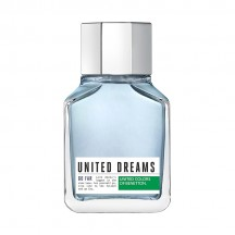 United Dreams Go Far For Men EDT 100 ml - United Colors Of Benetton