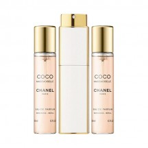 Coco Mademoiselle Twist and Spray EDP 3x20 ml - Chanel