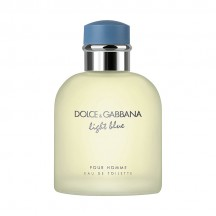 Light Blue Pour Homme EDT 125 ml - Dolce And Gabbana
