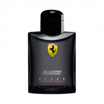 Scuderia Ferrari Black Signature EDT 125 ml - Ferrari