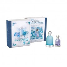 Halloween Blue Drop Set EDT 100 ml + Halloween 30 ml - Halloween Perfumes