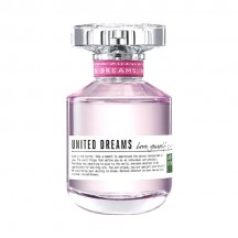 United Dreams Love Yourself EDT 80 ml - United Colors Of Benetton
