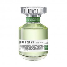 United Dreams Live Free EDT 80 ml - United Colors Of Benetton