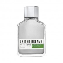 United Dreams Aim High For Men EDT 100 ml - United Colors Of Benetton