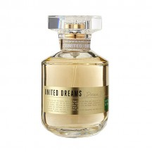 United Dreams Dream Big For Her EDT 80 ml - United Colors Of Benetton
