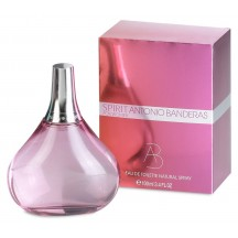 Spirit For Women EDT 100 Ml - Antonio Banderas
