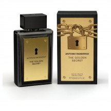 The Golden Secret EDT 100 ml - Antonio Banderas