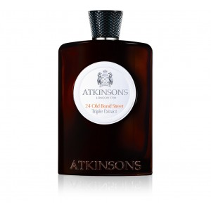 24 Old Bond Street Triple Extract EDC 100 ml - Atkinsons
