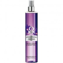 Smoothing Orchid Body Mist 250 ml - United Colors Of Benetton