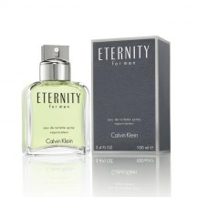 Eternity For Men EDT 200 ml - Calvin Klein