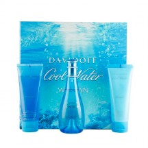 Cool Water Woman Set EDT 100 ml - Davidoff