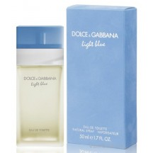 Light Blue EDT 50 ml - Dolce And Gabbana