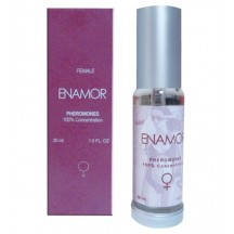 Feromonas Femeninas 100% Concentracion 30 ml - Enamor