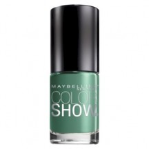 Esmalte Tenacious Teal 330 Color Show 7 ml - Maybelline