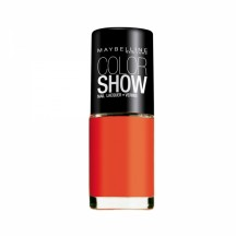 Esmalte Orange Fix 220 Color Show 7 ml - Maybelline