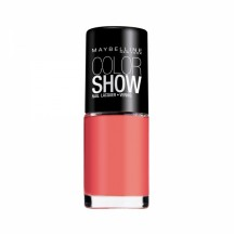 Esmalte Coral Crush 190 Color Show 7 ml - Maybelline