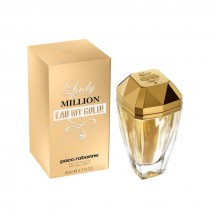 Lady Million Eau My Gold! EDT 80 ml - Paco Rabanne