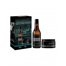 Set Shampoo Daily 300 ml + Maneuver 100 ml - Redken Brews