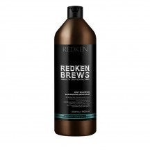 Shampoo Mint Clean 1000 ml - Redken Brews