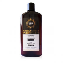 Shampoo Cabello Seco Moroccan Spa Argan Oil 500 ml - Shemen Amour