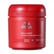 Máscara Cabello Grueso Brilliance 150 ml - Wella Professionals