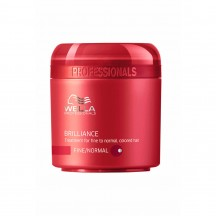 Máscara Cabello Delgado a Normal Brilliance 150 ml - Wella Professionals