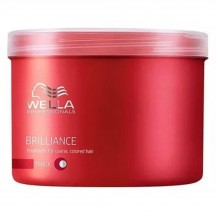 Máscara Cabello Grueso Brilliance 500 ml - Wella Professionals